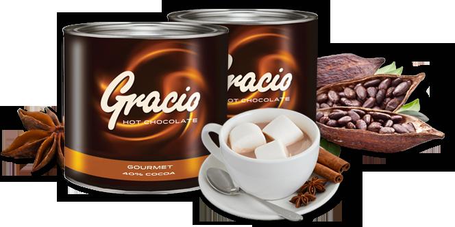 Gracio - Premium Hot Chocolate   Wholesale Hot Chocolate