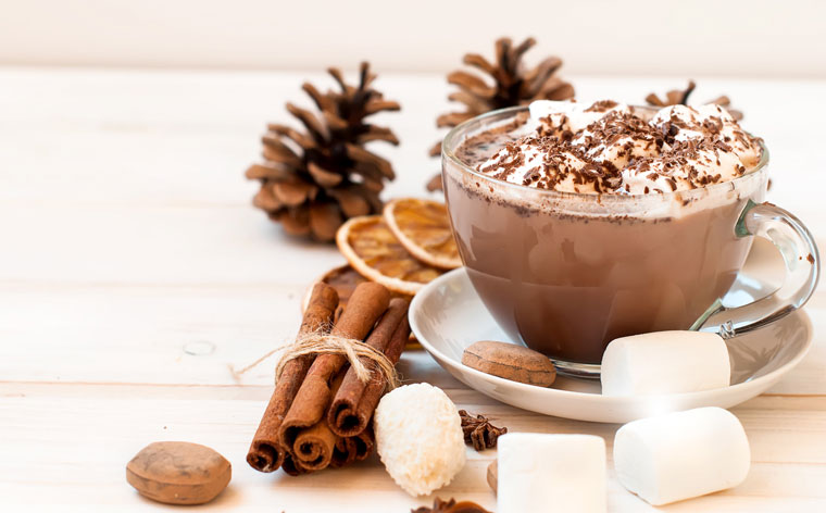 The Ultimate Hot Chocolate Recipe